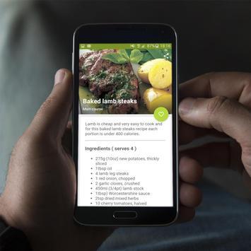 Healthy Recipes 🥑 apk screenshot