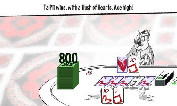 HeadsUp Poker apk screenshot