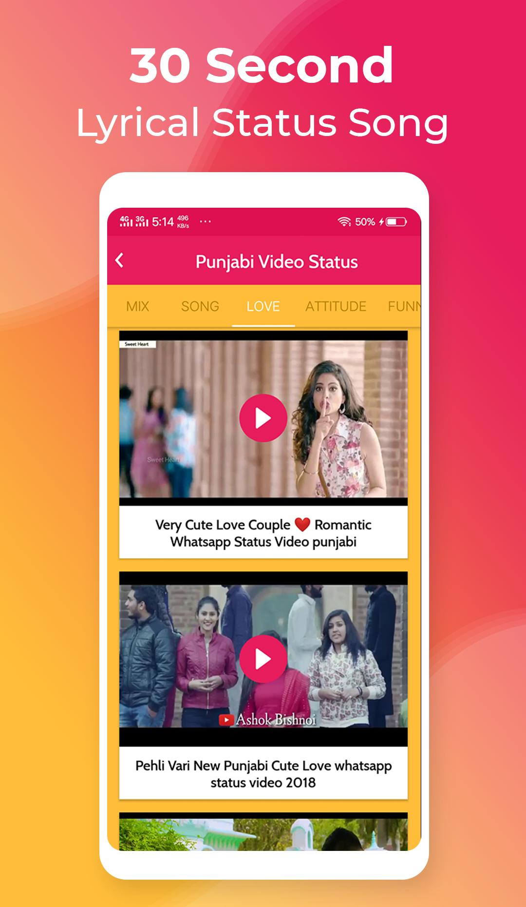 Punjabi Video Status For Android Apk Download