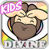 Bible Game for Kids-Pics Quiz icon