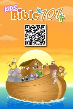 Bible Game for Kids-Pics Quiz poster