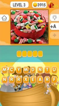 Bible Game for Kids-Pics Quiz apk screenshot