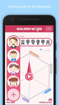 Word Search - Golden Word apk screenshot