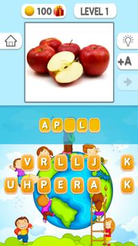 ABC for Kids - Picture Quiz apk screenshot