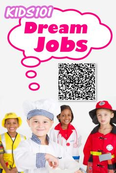 Kids 101 : Dream Jobs apk screenshot