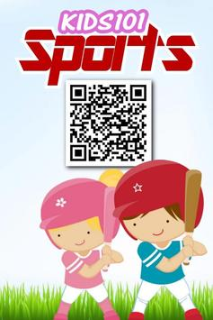 Kids 101 : Guess The Sports apk screenshot