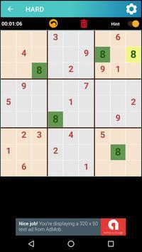 Sudoku Puzzles screenshot 12