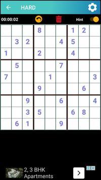 Sudoku Puzzles screenshot 1