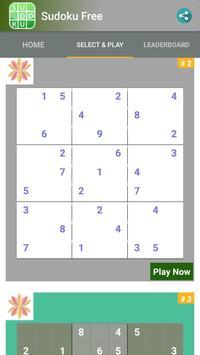 Sudoku Puzzles screenshot 3