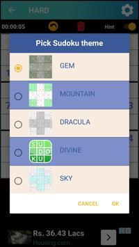 Sudoku Puzzles screenshot 6