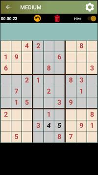 Sudoku Puzzles screenshot 7