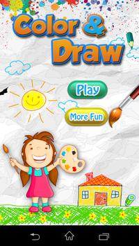 Doodle & Draw for Kids apk screenshot