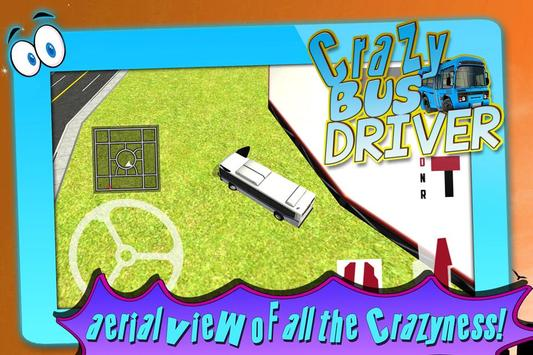Crazy Bus Driver 3D Simulator screenshot 12