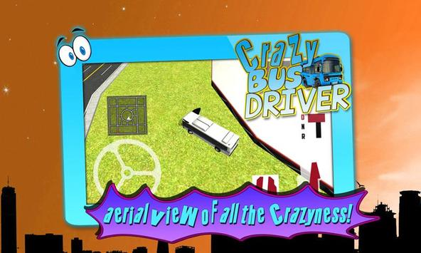 Crazy Bus Driver 3D Simulator screenshot 2