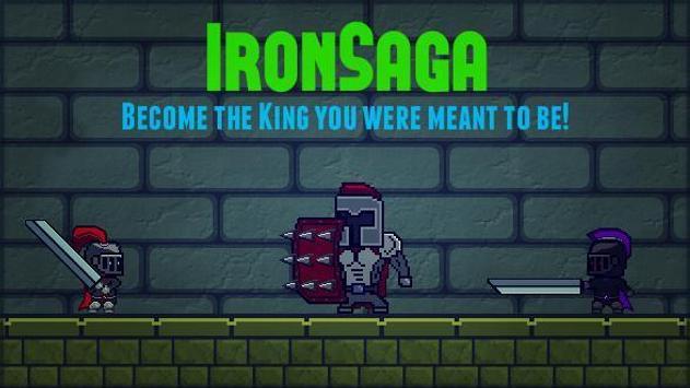 IronSaga apk screenshot