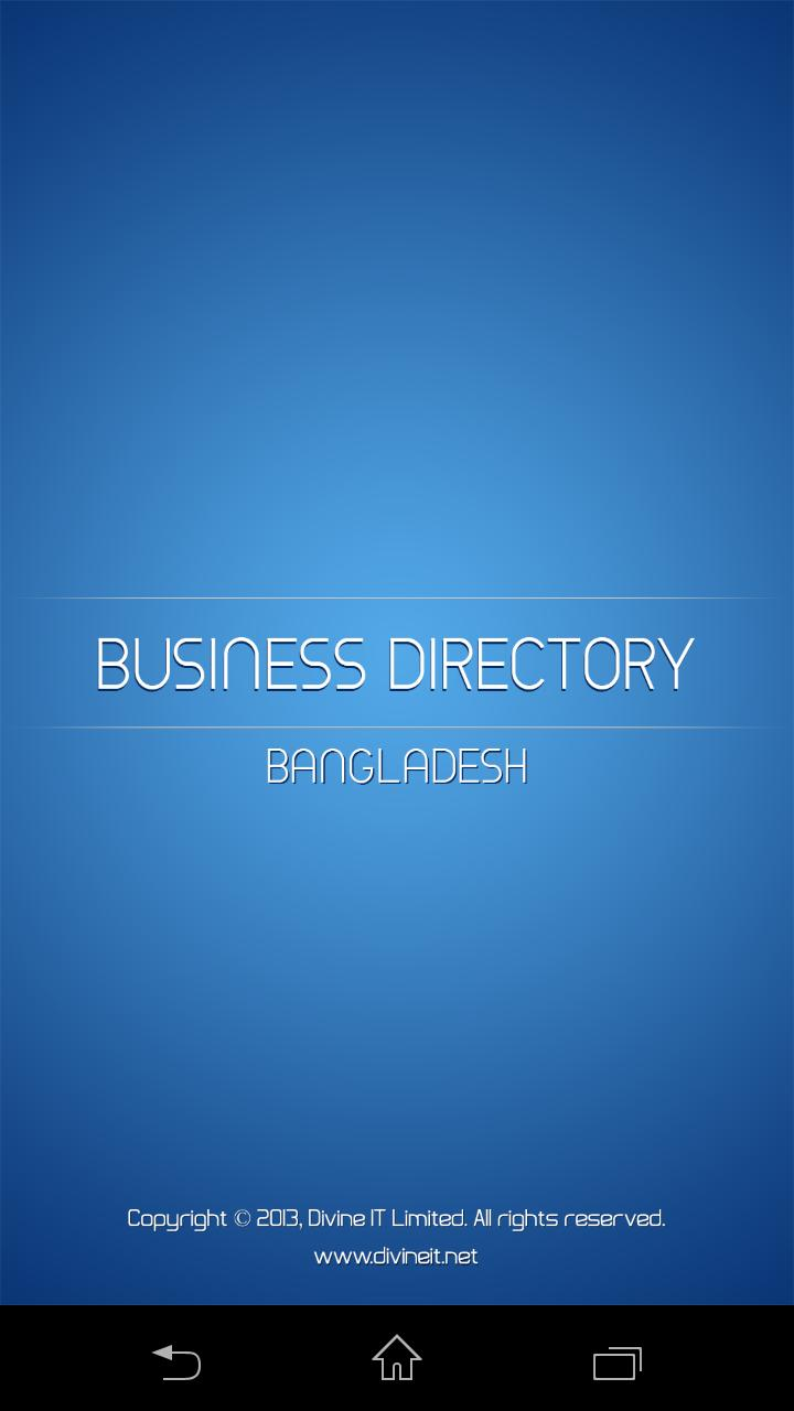 Business Directory Bangladesh for Android - APK Download