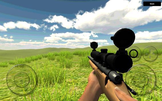 3D Sniper Desert Map Operation screenshot 4