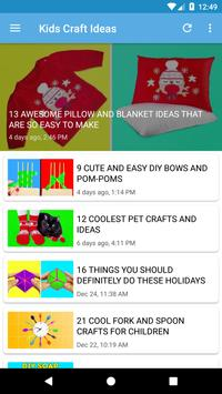 Kids Craft Ideas screenshot 2