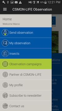 CSMON-LIFE Observation apk screenshot
