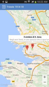Trieste 1914-18 apk screenshot