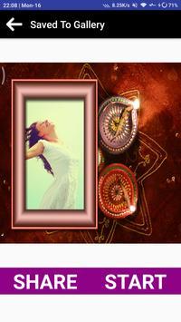 3D Diwali Photo Frame For Wishes screenshot 4