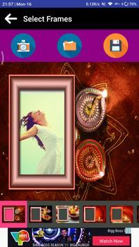 3D Diwali Photo Frame For Wishes screenshot 8
