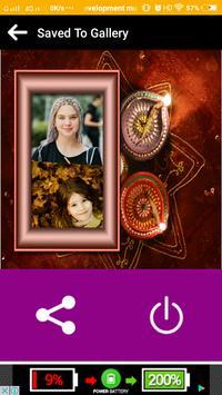 3D Diwali Photo Frame For Wishes screenshot 12
