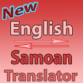English To Samoan Converter or Translator icon