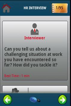 HR JOB Interview Questions USA poster