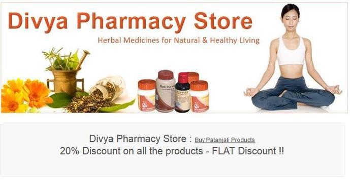 Divya Pharmacy Store poster