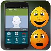 Fake Incoming Call icon