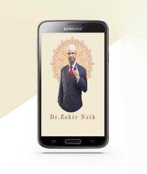 Zakir Naik poster