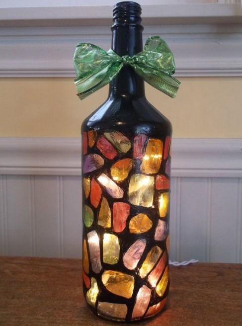Diy Bottle Lamp Craft Designs For Android Apk Download