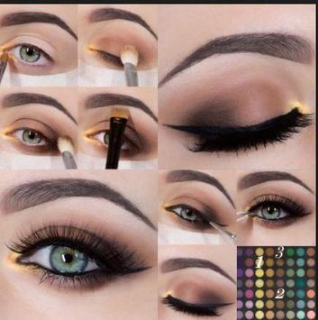 DIY makeup tutorials poster