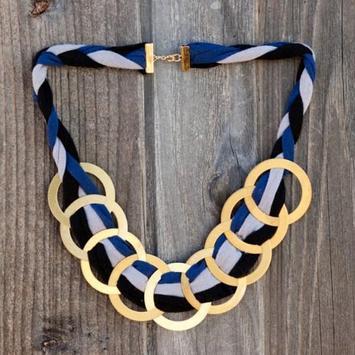 DIY Necklace Design Ideas poster