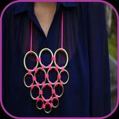 DIY Necklaces Ideas icon