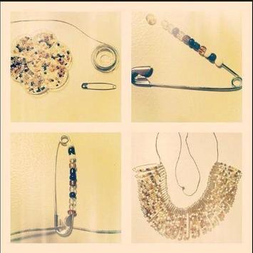 DIY necklace tutorials screenshot 3