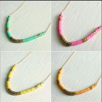 DIY necklace tutorials screenshot 4