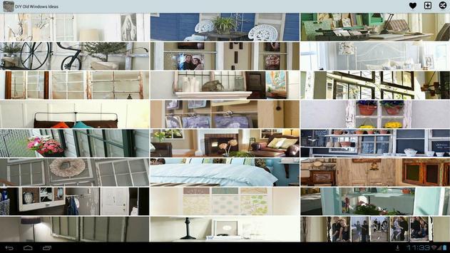 DIY Old Windows Ideas apk screenshot