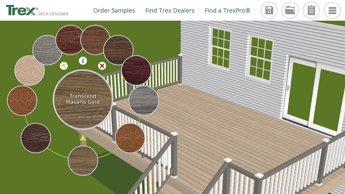 Trex Deck Designer For Android Apk Download