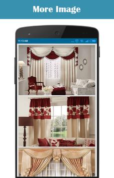 Beautiful Curtain Design screenshot 2