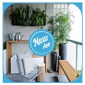 Best Balcony Design Ideas icon
