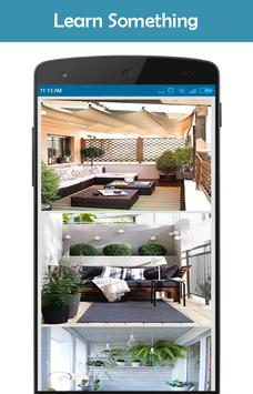 Best Balcony Design Ideas apk screenshot