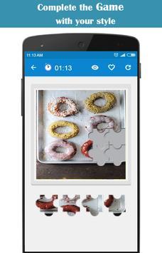 Padded Doughnut Recipe screenshot 4