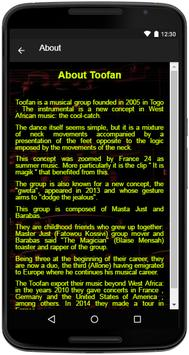 Toofan Song Lyrics screenshot 4