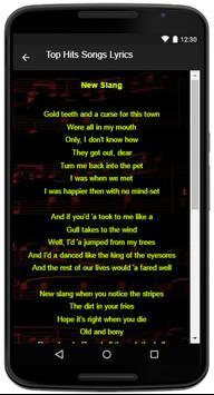 The Shins Song Lyrics screenshot 3
