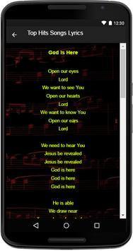 Darlene Zschech Song Lyrics apk screenshot