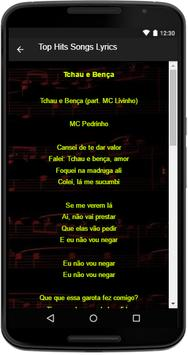 MC Pedrinho Song Lyrics screenshot 3