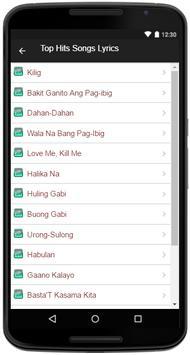 Maja Salvador Song Lyrics screenshot 2