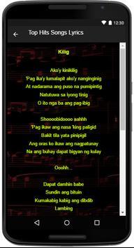 Maja Salvador Song Lyrics screenshot 3